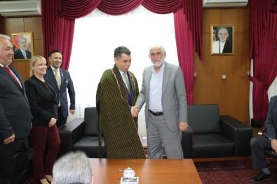 Başkan Cevahiroğlu Açıklaması 'Afganistan'ın Yeniden Yapılanmasında Görev Almaya Hazırız'