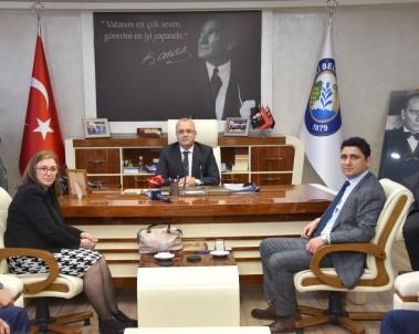 Başkan Kayda Açıklaması'Salihli'ye Büyük Projeler Kazandırıldı'