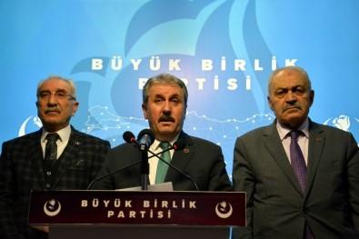 BBP Başkanlık Divanı İdlib İçin Toplandı