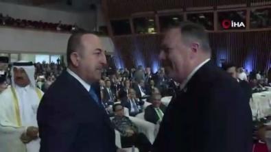 Çavuşoğlu, ABD-Taliban Arasındaki Tarihi Anlaşmanın İmza Törenine Katıldı