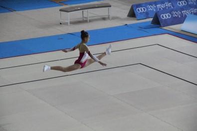 Cimnastik Türkiye Şampiyonası Mersin'de