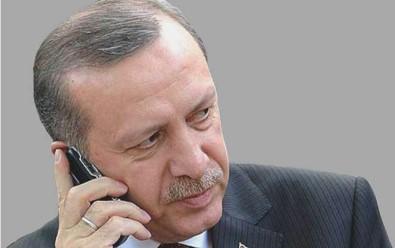 Cumhurbaşkanı Erdoğan, AB Konseyi Başkanıyla Telefonda Görüştü