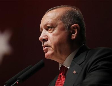 Cumhurbaşkanı Erdoğan'dan net mesaj