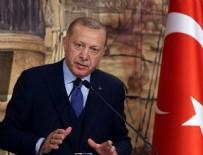 TÜRKİYE - Cumhurbaşkanı Erdoğan'dan önemli açıklamalar