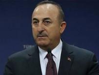 SALDıRGANLıK - Dışişleri Bakanı Çavuşoğlu: Rejimin saldırganlığı bir an önce durdurulmalı
