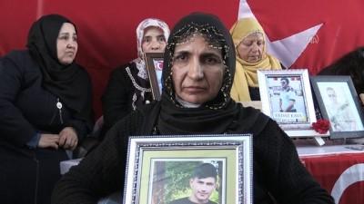 Diyarbakır Annelerinin Oturma Eylemine İki Aile Daha Katıldı