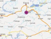 KANDILLI - Elazığ'da korkutan deprem!
