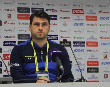 Fenerbahçe Yardımcı Antrenörü Karatepe Açıklaması 'Ayarımız Bozuldu'