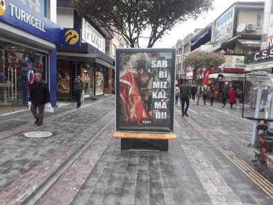 Hain Saldırıya Billboard'lı Tepki