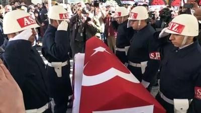 İdlib Şehidi Piyade Uzman Onbaşı Ali Taşöz Kayseri'de Son Yolculuğuna Uğurlandı