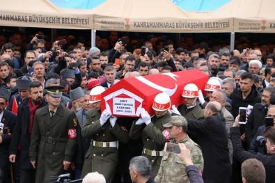 İdlib Şehidini Binler Uğurladı
