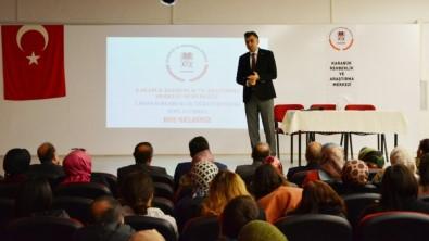 Karabük'te Rehberlik Öğretmenleriyle Toplantı