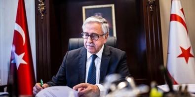KKTC Cumhurbaşkanı Akıncı Açıklaması 'Bu Yanlışa Bir An Önce Son Verilmesi Lazım'