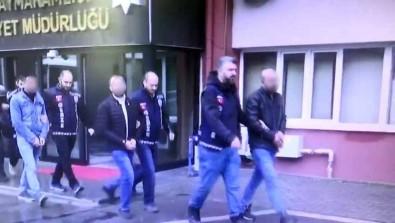 Kocaeli'de Ruhsatsız Silah Satan Şahıslara Operasyon Açıklaması 4 Gözaltı