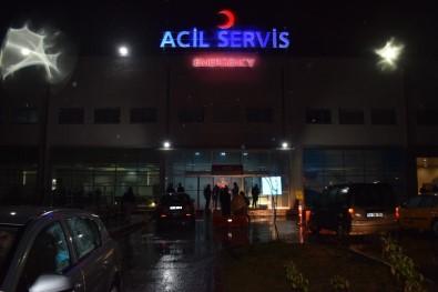 Malatya'da Silahla Vurulan 1 Kişi Yaralandı