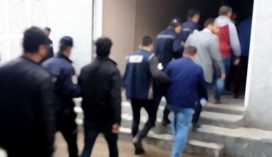 Mardin'de HDP'li Başkan İle Birlikte 11 Kişiye Terörden Gözaltı
