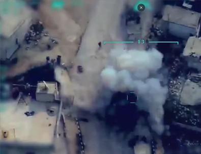 TSK rejim hedeflerini vurmaya devam ediyor