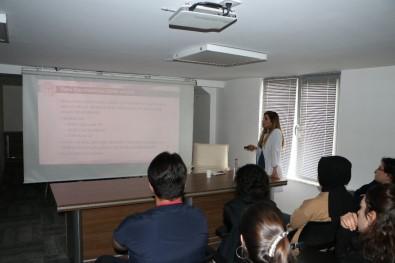 Özel Dünyam Hastanesi'nde 'Korona Virüs' Eğitimi