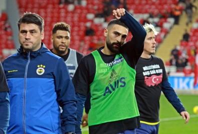 Süper Lig Açıklaması Antalyaspor Açıklaması 0 - Fenerbahçe Açıklaması 1 (İlk Yarı)
