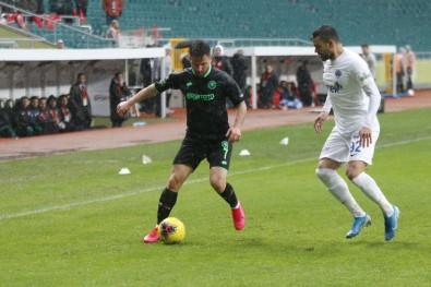 Süper Lig Açıklaması Konyaspor Açıklaması 0 - Kasımpaşa Açıklaması 0 (Maç Sonucu)
