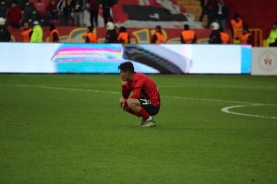 TFF 1. Lig Açıklaması Eskişehirspor Açıklaması 1 - Akhisarspor Açıklaması 2
