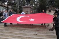 Tosya'da İdlib Şehitleri İçin Kur'anı Kerim Okundu