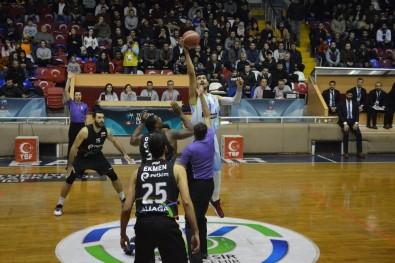Türkiye Basketbol Ligi Açıklaması Balıkesir BŞB Açıklaması 90 - Petkimspor Açıklaması 83
