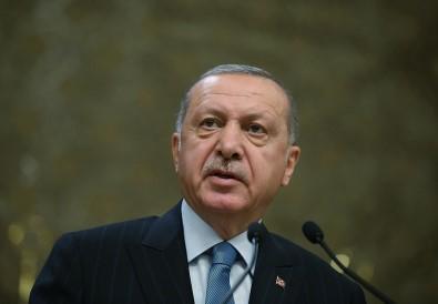 'Türkiye Hayati Bir Mücadele İçerisindedir'