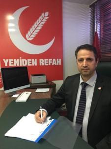 Yeniden Refah Partisi Erzurum İl Başkanı Aydın'dan İdlib Mesajı