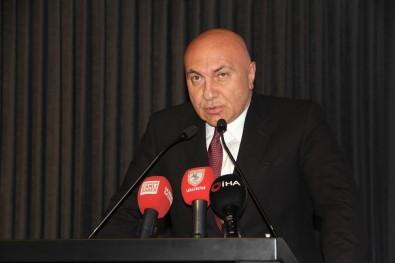 Yüksel Yıldırım, Samsunspor Kulübü Derneği Başkanı Seçildi
