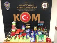 ELEKTRONİK EŞYA - Aksaray'da Yabancı Uyruklu Kaçakçılara Operasyon Açıklaması 3 Sınır Dışı