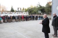 İMAM HATİP - Başkan Bıyık, Yeni Dönemin İl Dersinde Öğrencileri Yalnız Bırakmadı