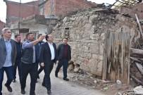 ALLAH - Başkan Dutlulu, Deprem Bölgesinde Son Durumu İnceledi