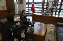 KıRıM - Başkan Kurt Kırım Tatarlarının Sorunlarını Anlattı