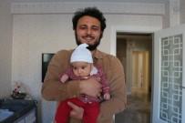 ALLAH - Bebeğini Bırakıp Deprem Bölgesine Koştu