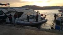 DENİZ POLİSİ - Beşiktaş'ta Denizde Ceset İhbarı Polisi Harekete Geçirdi