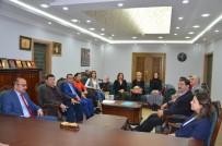 İMZA TÖRENİ - Demirci'nin Kabul Edilen 2 Projesinde İmzalar Atıldı