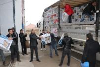 ALLAH - Deprem Bölgesine 400 Isıtıcı Yardımı