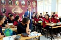 LİSE ÖĞRENCİSİ - Erzincan'da 40 Bin 915 Öğrenci İçin Ders Zili Çaldı
