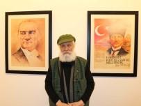 YAPı KREDI - Etem Çalışkan'ın 'Atatürk Portreleri' Sergisi