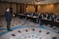 AVRUPA BIRLIĞI - 'Finansal Raporlama Eğitimi' Samsun'da Başladı