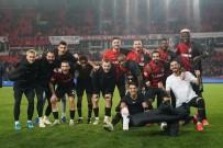 ALLAH - Gaziantep'te, Sivasspor Galibiyetinin Sevinci Yaşanıyor