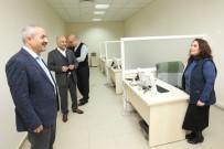 GEBZE BELEDİYESİ - Gebze Belediyesi İletişim Merkezi Hizmete Girdi