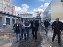 BÜYÜKDERE - Hendek Belediyesi Çalışmalarına Hız Kesmeden Devam Ediyor