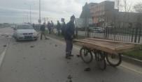 POLİS - Hurdacı Ölünden Döndü
