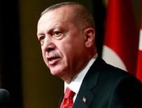 ALLAH - İdlib'de hain saldırı! Cumhurbaşkanı Erdoğan'dan sert tepki