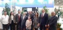 İSMAİL YILMAZ - IPM Eseen Fuarında Türkiye Rüzgarı Esti