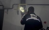 POLİS - İş Merkezindeki Yangın Paniğe Neden Oldu