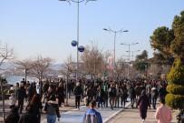 HASAN AKGÜN - İstanbul'da Kar Yağışı Öncesi Bahar Havası