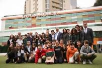 İSTANBUL TEKNIK ÜNIVERSITESI - İTÜ Rektörü Prof. Dr. Karaca, Doğa Koleji Öğrencileri İle Buluştu